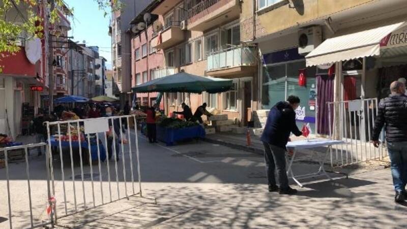 Orhangazi halkının çoğunluğu, yapılan ankette pazar yerinin açık alanda olmasını istedi