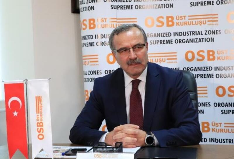 OSBÜK Başkanı Kütükcü: Yeni düzenlemeler OSB'lerin rekabet gücünü artıracak