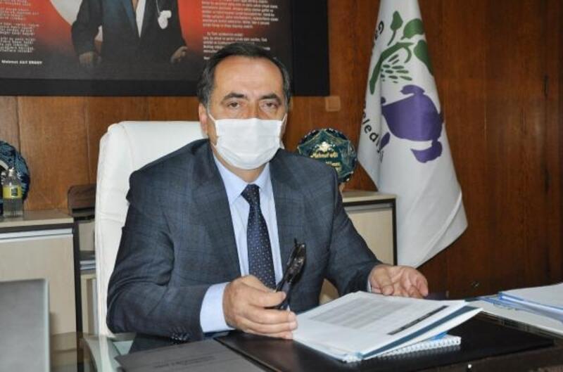 Başkan Yılmaz, koronavirüs önlemleri kapsamında bilgi verdi