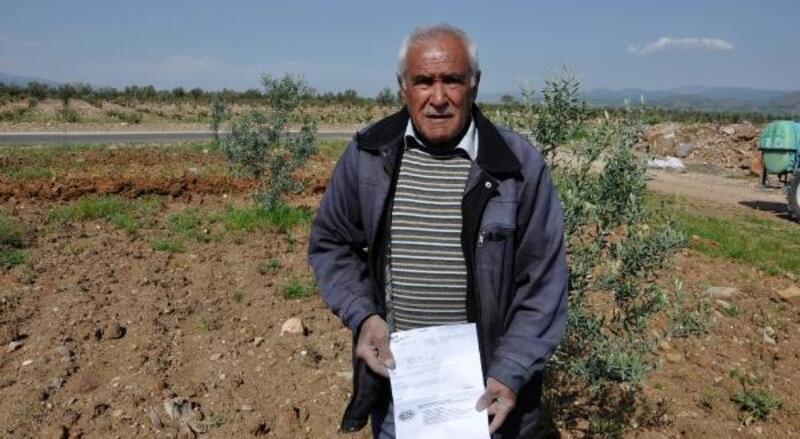 Şehit oğlundan kalan maaşından Milli Dayanışma Kampanyası'na bağış yaptı