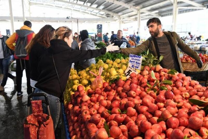 Konyaaltı'nda pazarlar hafta içi kurulacak