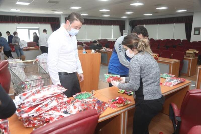 Bandırma Belediyesi'nden '23 Nisan' hazırlığı
