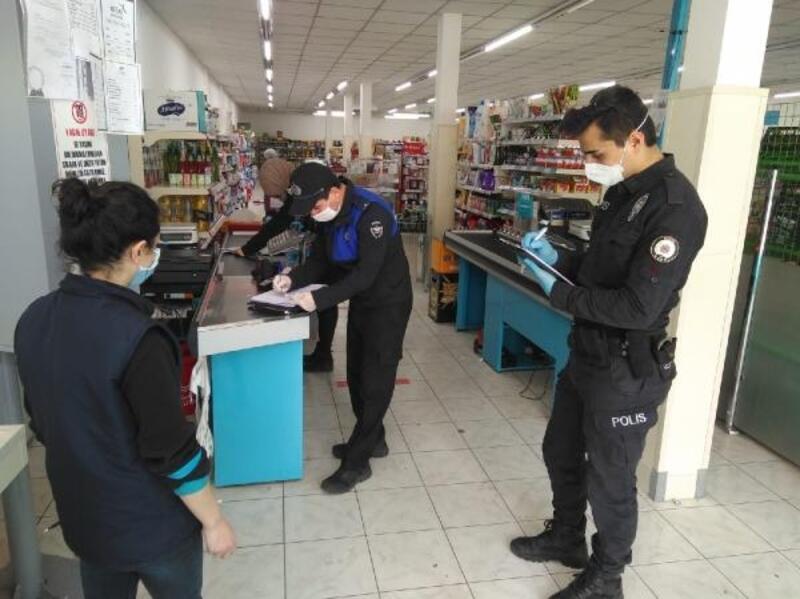 Osmangazi'de zabıta ekipleri denetimleri artırdı