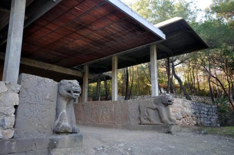 Karatepe Aslantaş Arkeolojik Alanı, UNESCO Dünya Mirası Geçici Listesi'nde