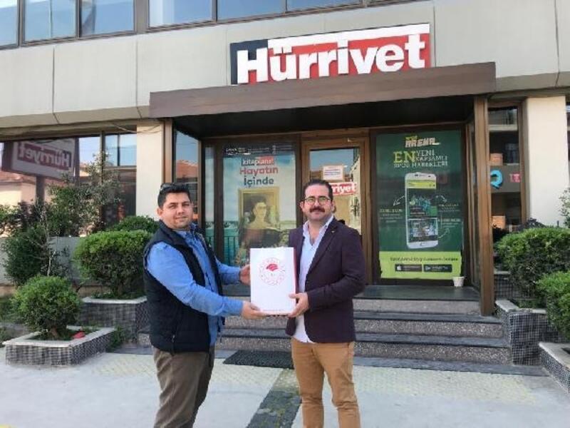 Tarım ve Orman Bakanlığı'ndan İzmirli basın mensuplarına sağlık paketi