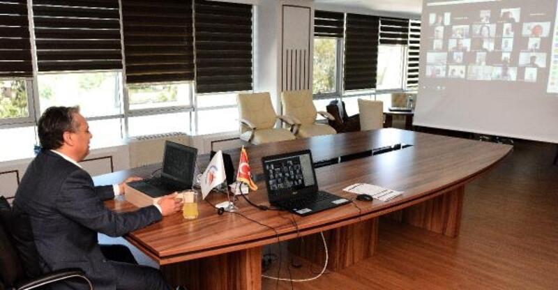 Muratpaşa'da dijital meclis