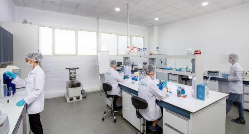 İzmirli firmadan koronavirüs testi üretimi başarısı