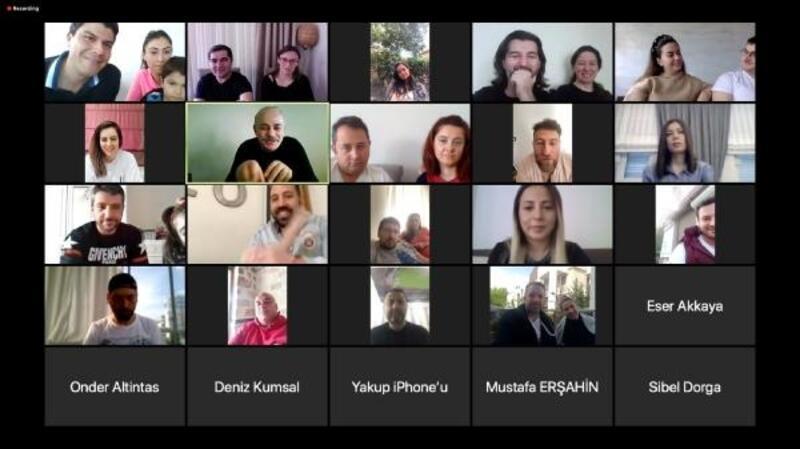 ANTGİAD'dan online konferans