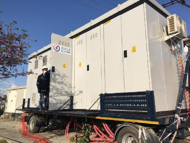 Dicle Elektrik acil durumlara hazır