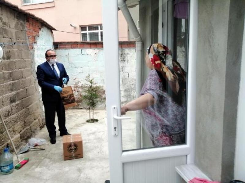 Edirne'de vakıflar 650 yıllık geleneği devam ettiriyor