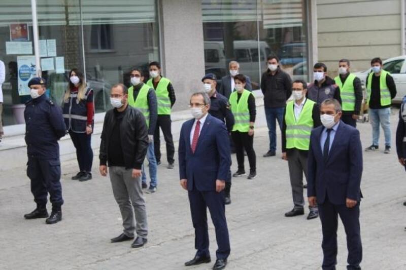 Tosya'da, Vefa Sosyal Destek Grubu 5 bin 475 talebi karşıladı