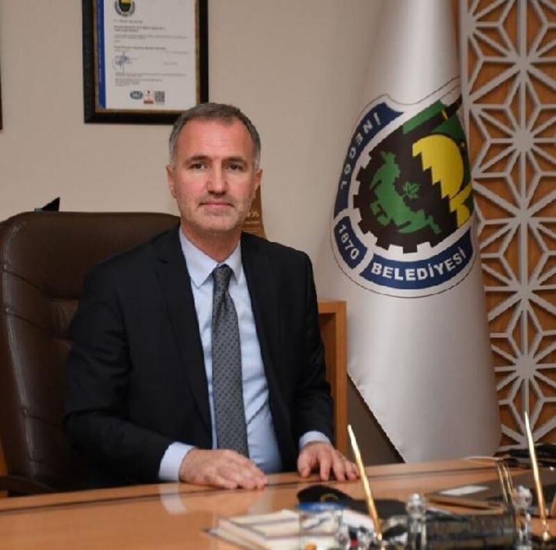 İnegöl Belediye Başkanı Taban: İşlemlerinizi internet üzerinden yapabilirsiniz