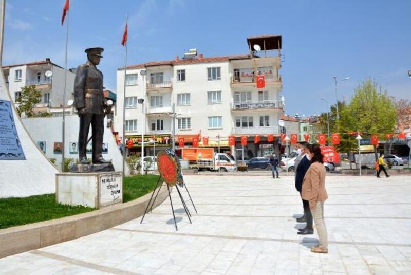 Korkuteli'de CHP'den 23 Nisan kutlaması