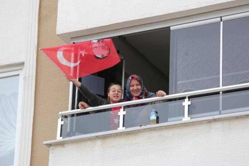 Bursa Büyükşehir Belediyesi'nden çocuklara 23 Nisan sürprizi