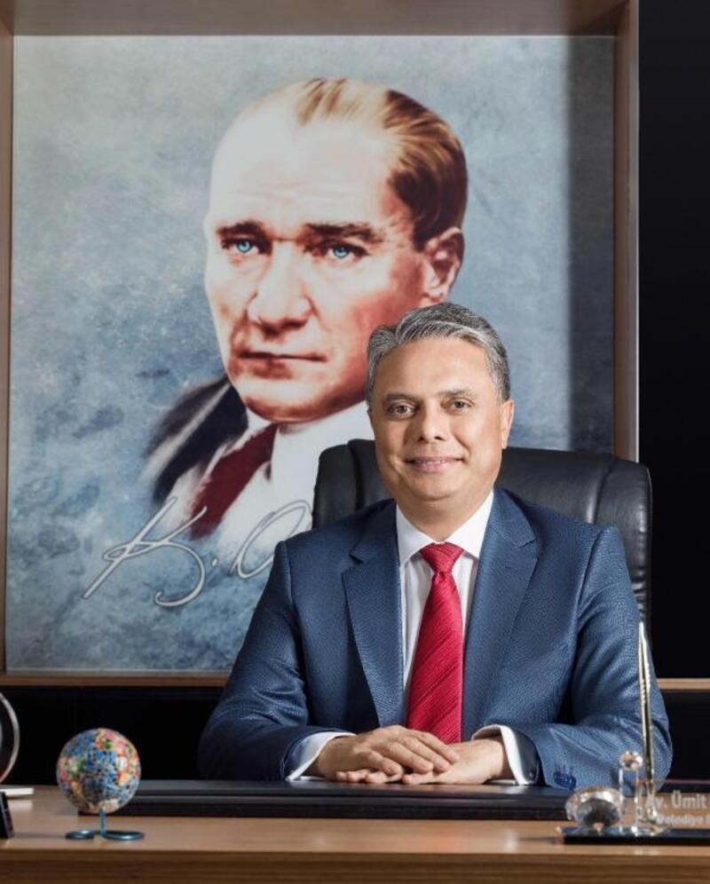 Başkan Uysal'dan 23 Nisan mesajı