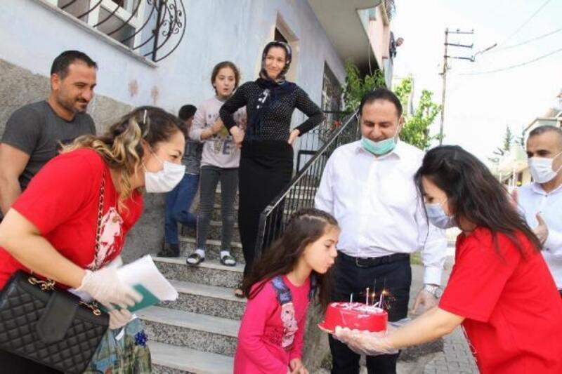 Gönüllü öğretmenlerden sürpriz ziyaretler