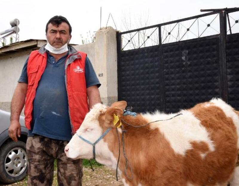 Kampanyaya hayvanlarını satarak bağışta bulundular