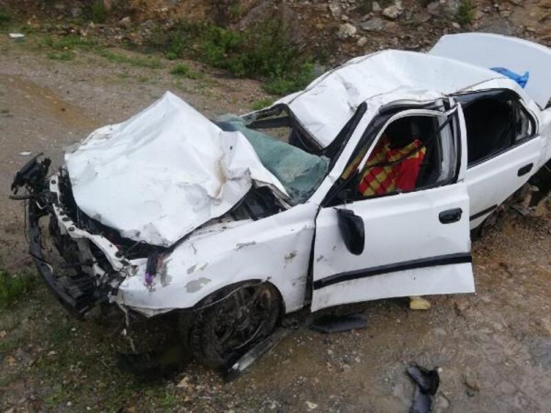 Alanya'da dikkatsizlik kazaya neden oldu: 1 yaralı