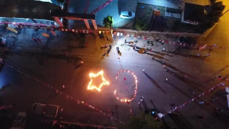 Mezitli'de 23 Nisan coşkusu doyasıya yaşandı