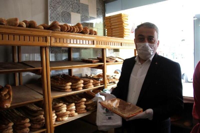 Kayseri'de ekmek ve unlu mamüller denetimi yapıldı