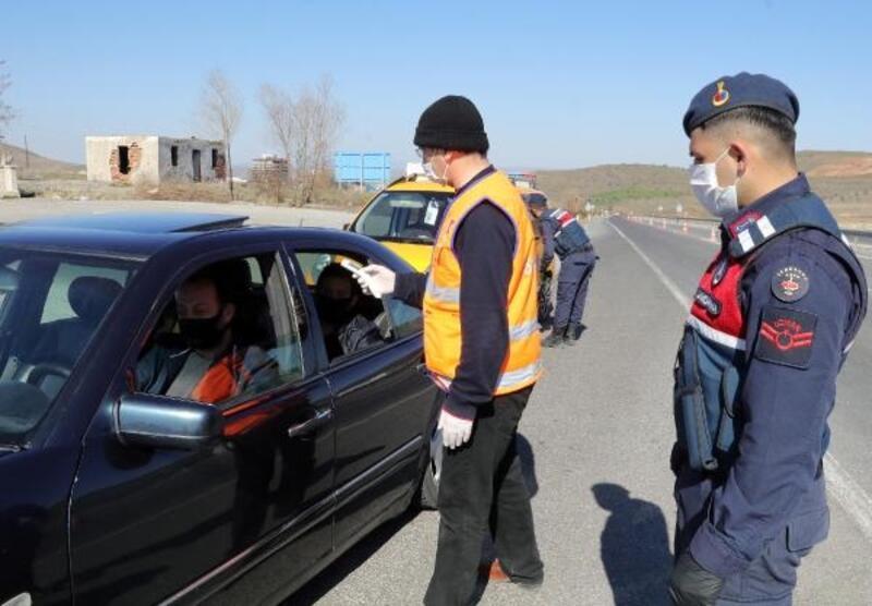 Yozgat'ta 1 ayda 735 kişiye, koronavirüs cezası kesildi