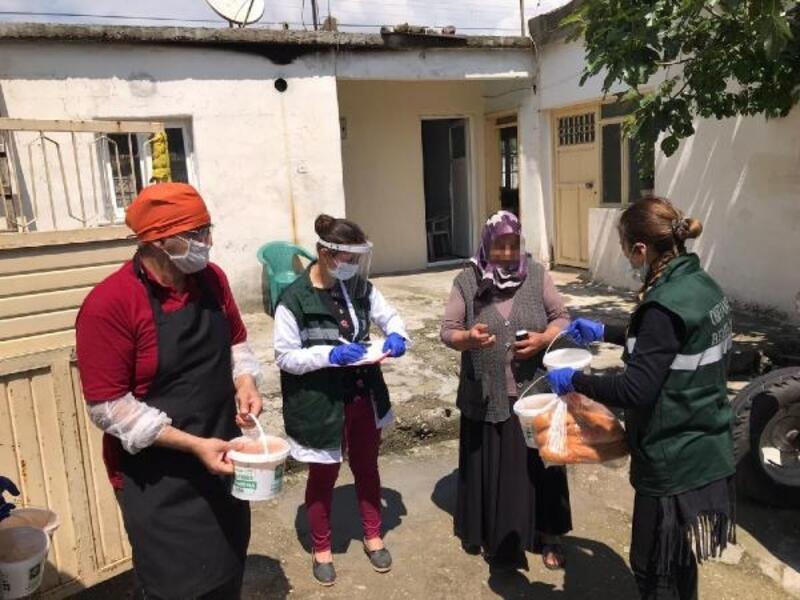 Osmaniye Belediyesi'nden, ihtiyaç sahiplerine Ramazan süresince sıcak yemek