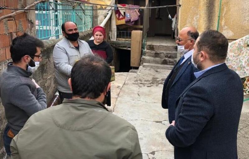 Sivas'ta 4 bin aileye ramazan yardımı
