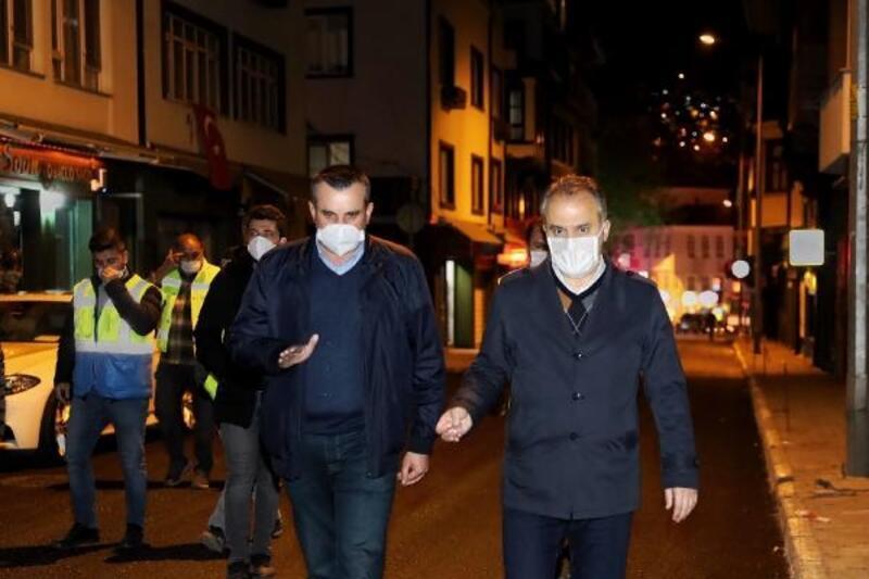 Bursa Büyükşehir Belediyesi 30 bin ton asfalt döktü