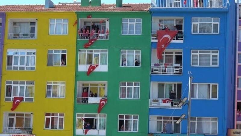Silivri'de 23 Nisan kutlamaları renkli görüntülere sahne oldu