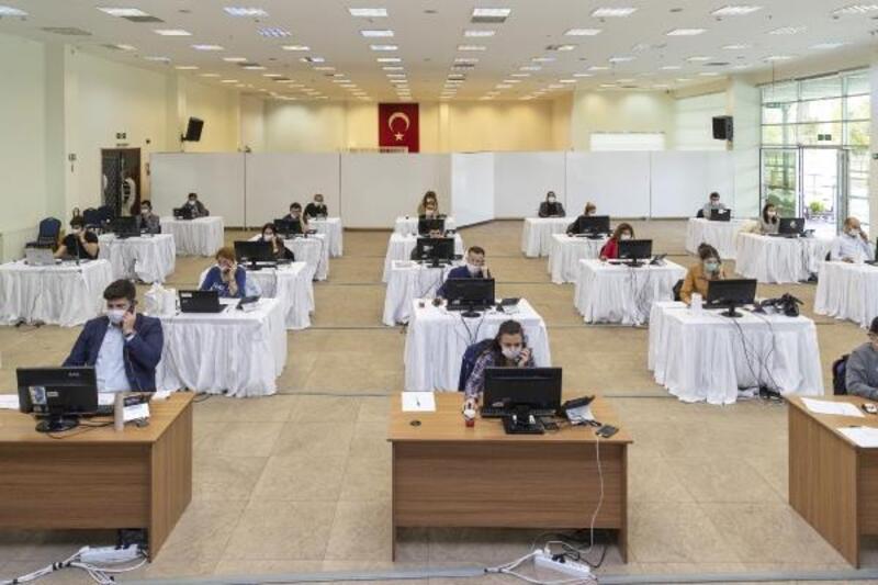 Kriz Merkezi 41 günde 81 bin 69 çağrıyı yanıtladı