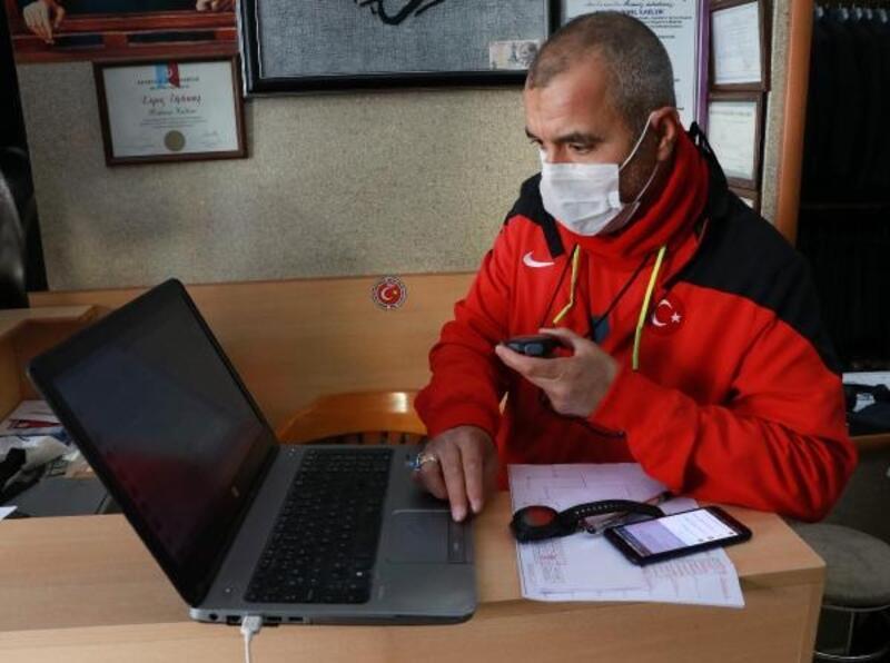 Burdur'da Online Tenis Bilgi Turnuvası