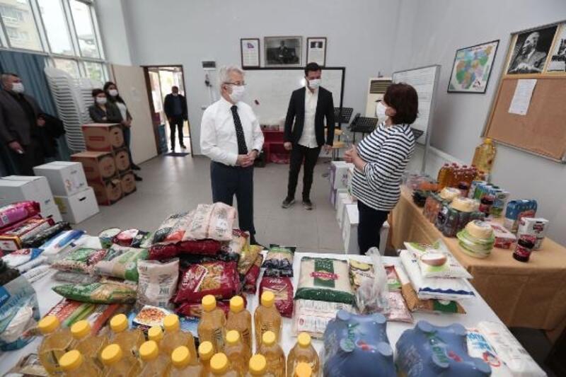 Nilüfer'de ihtiyaç sahipleri için 'Dayanışma Marketi'