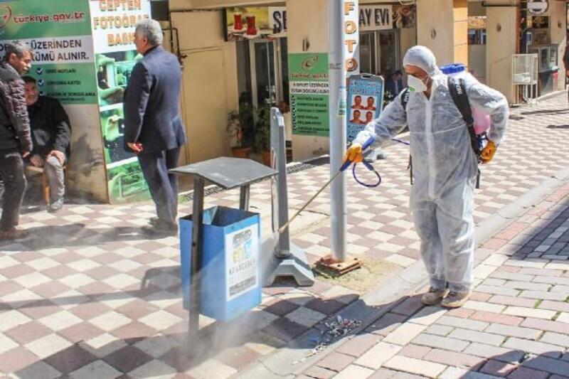 Karacabey Belediyesi'nden koronavirüs ile etkin mücadele
