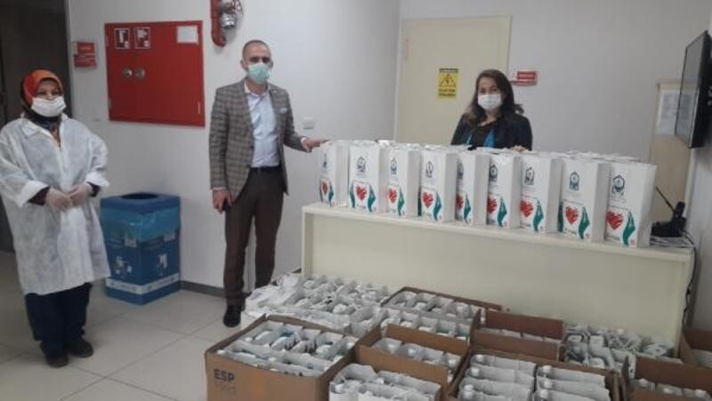 Yıldırım Belediyesi, koronavirüs testi pozitif çıkan hastalara desteğini sürdürüyor