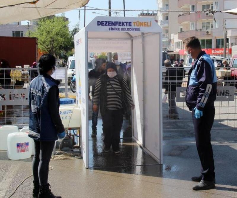 65 yaş üstü vatandaşların ihtiyaçlarını karşılıyorlar