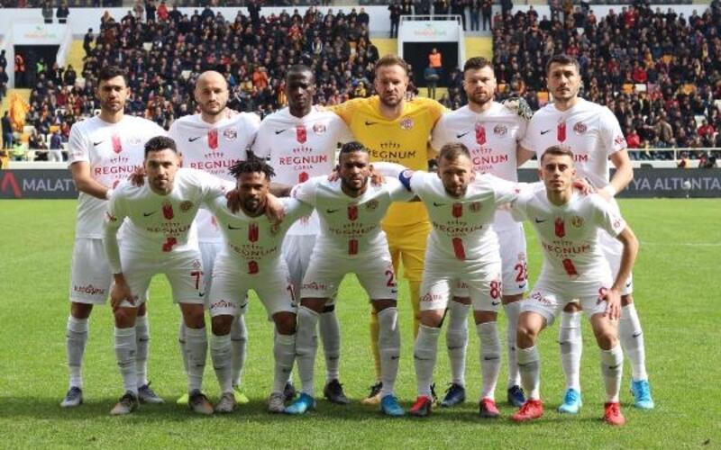 Antalyaspor, 8 maçlık yenilmezlik serisini sürdürmeyi istiyor