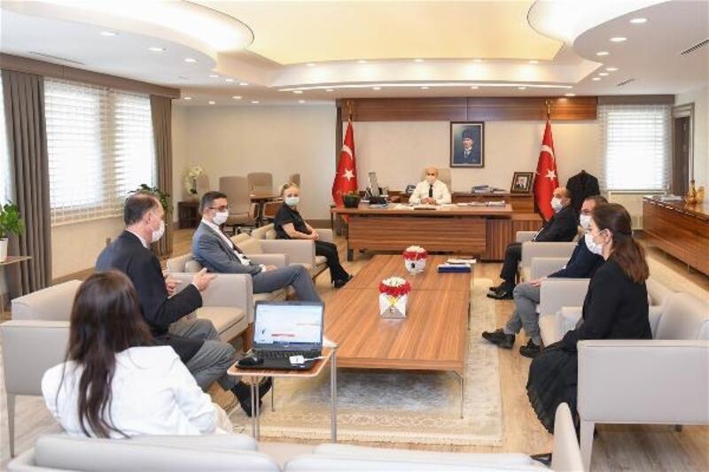 Adana'da koronavirüste son durum değerlendirildi
