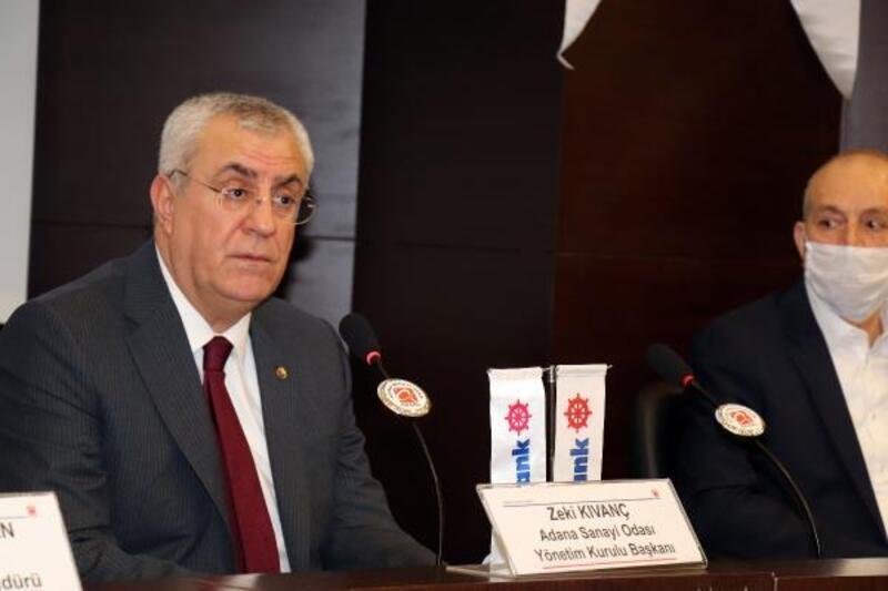Adana'da KOBİ'ler için 'Nefes Kredisi' yeniden başlatıldı