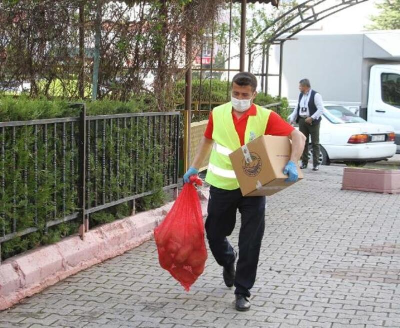 Talas Belediyesi'nden iş yeri mağdurlarına destek