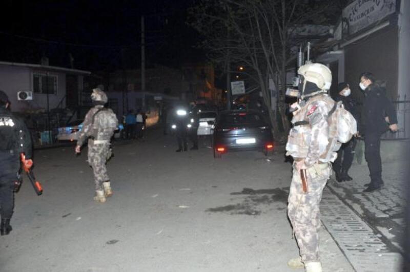 Tekirdağ'da 2 polisin yaralandığı çatışmanın 2 firarisi yakalandı