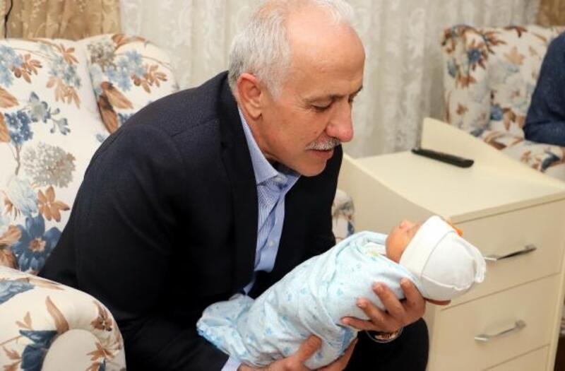 Hoş Geldin Bebek Projesi ile ulaşılan aile sayısı bin 85 oldu