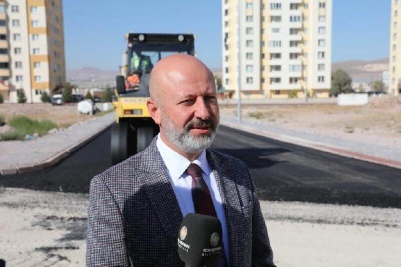 Kocasinan'da Çınarcık Caddesi yenilendi