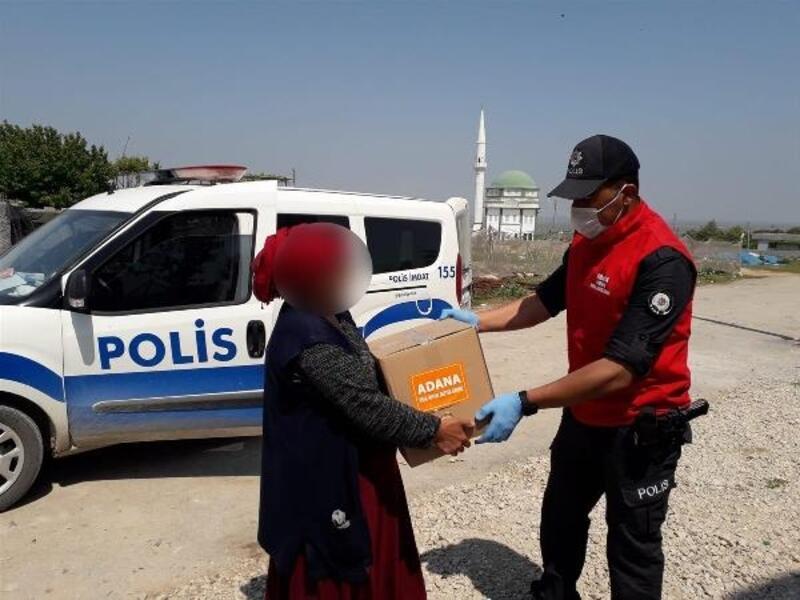 Ramazan ayında ihtiyaç sahiplerine yardımlar devam ediyor