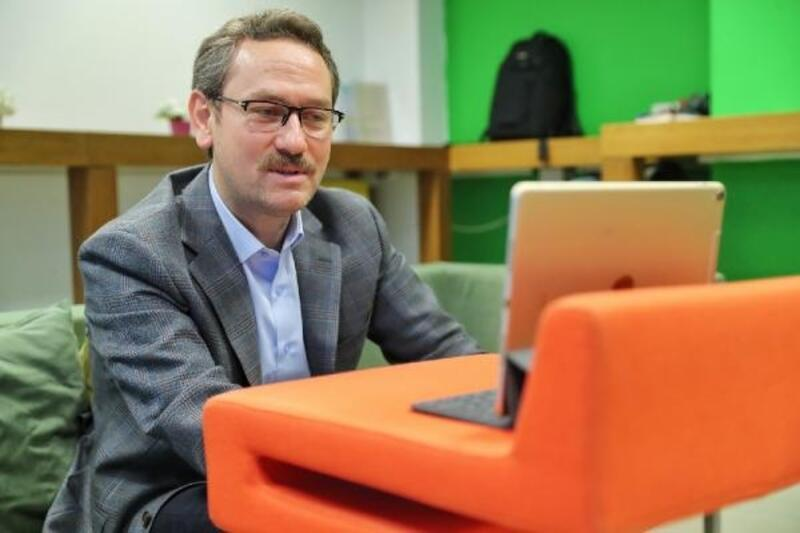Başkan Kartoğlu, evlere 'Dijital' misafir oldu