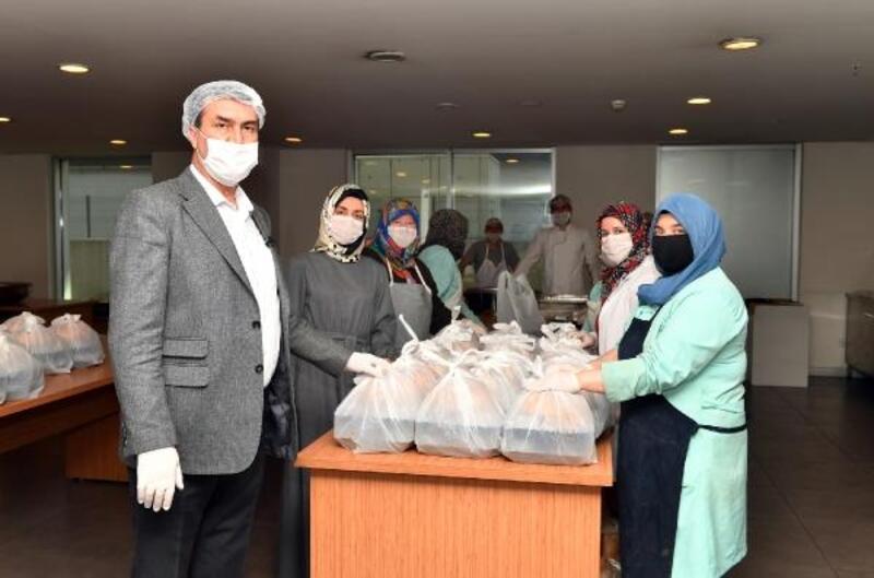 Osmangazi Belediyesi salgın ile ilgili çalışmalarını sürdürüyor