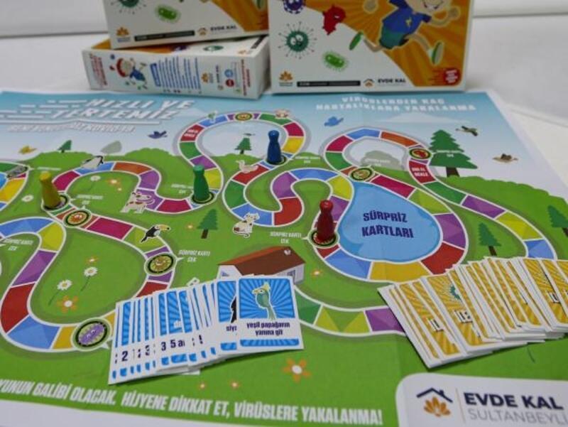 """Belediye'den """"Evde Kal""""anlara ücretsiz oyun"""