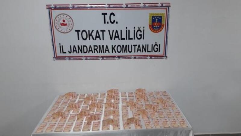 Tokat'ta sahte para operasyonu