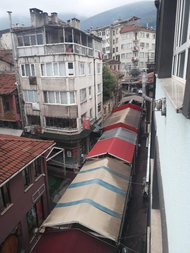 Akdemir Sokağı'nın çehresi değişiyor