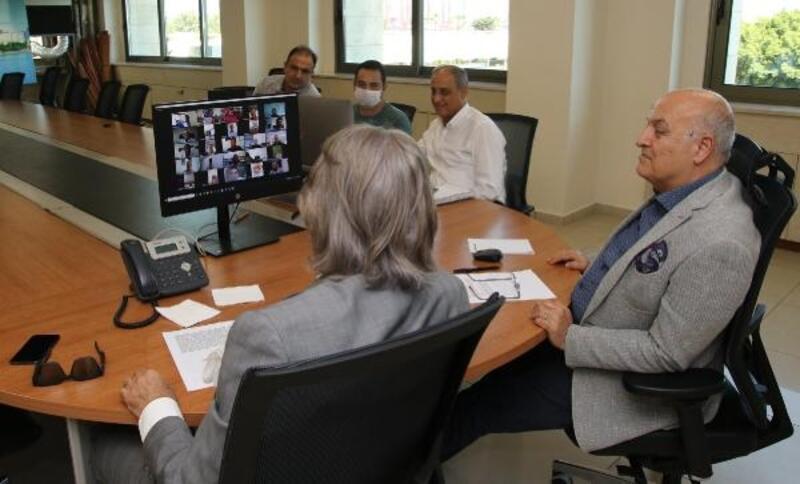 Elvan, MTSO meclis üyeleriyle buluştu