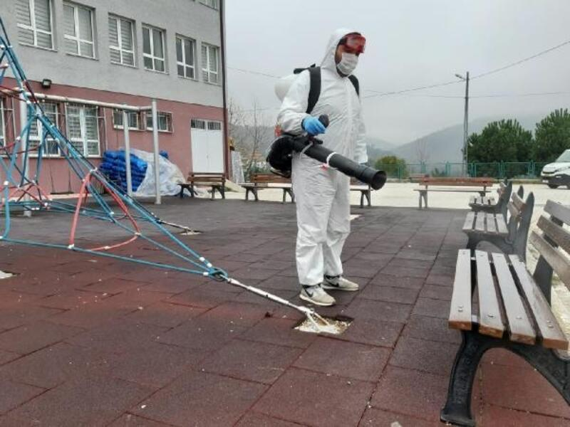 Osmangazi Belediyesi'nden salgına karşı topyekün mücadele